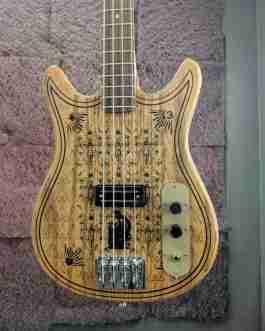 Blast Cult Magic 13 Electric Bass