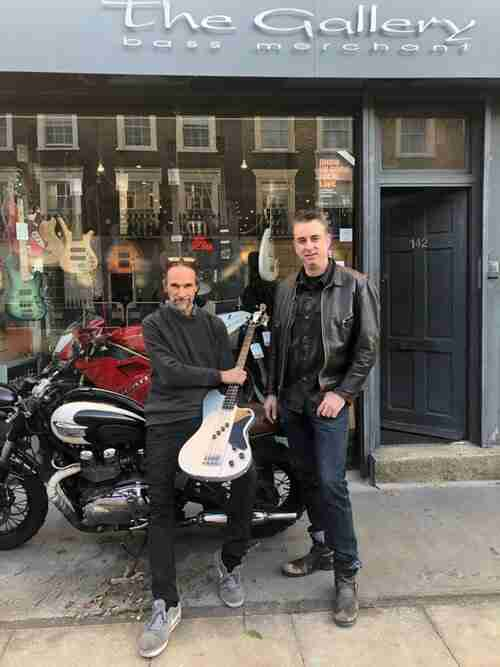 Blast Cult Basses at The Bass Gallery – Camden Town