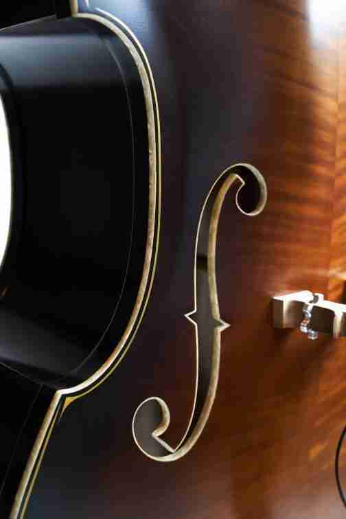 Custom Double Bass