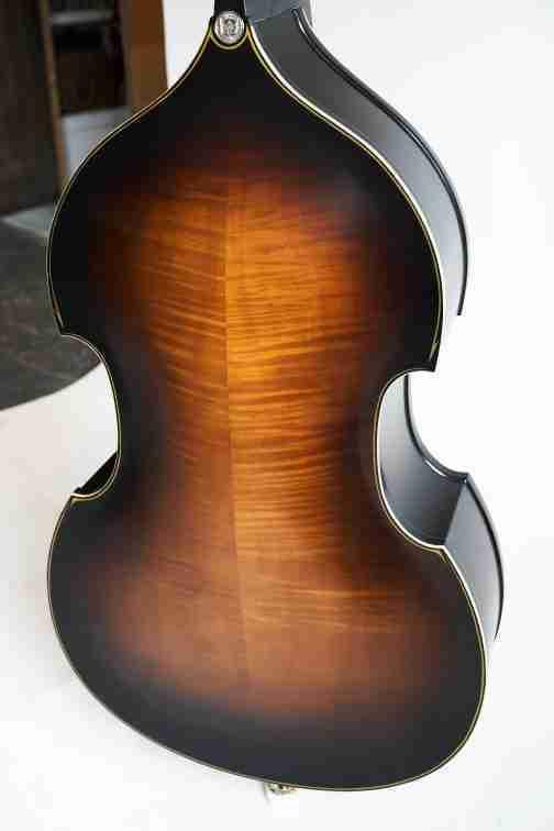 Removable Neck Upright Bass