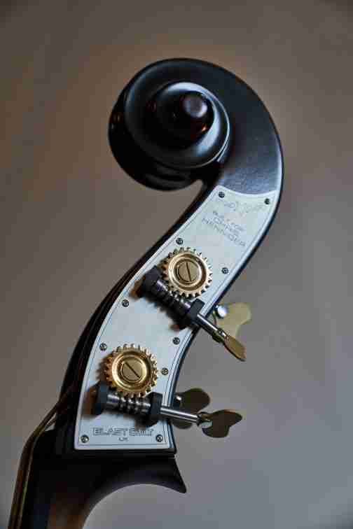 double bass tuners