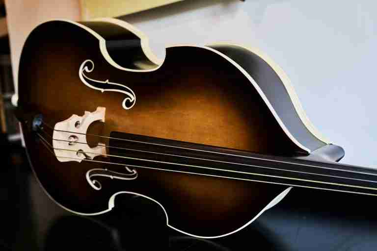 Bill Black's inspired Double Bass by Blast Cult